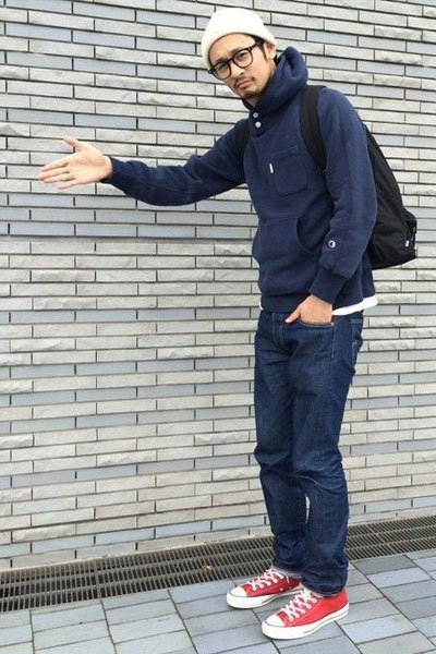 tenue urbaine homme