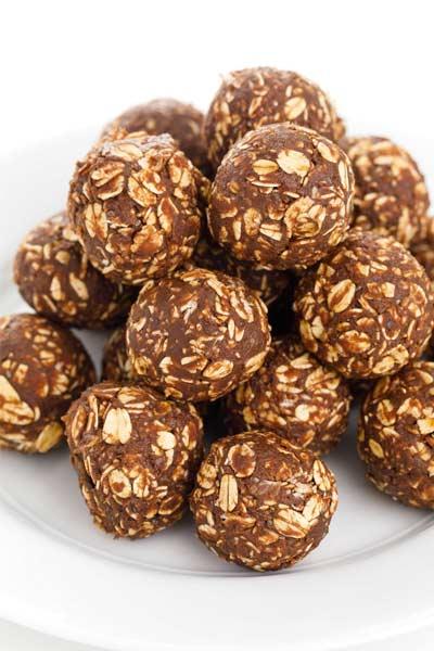 energy bals cacao noisette