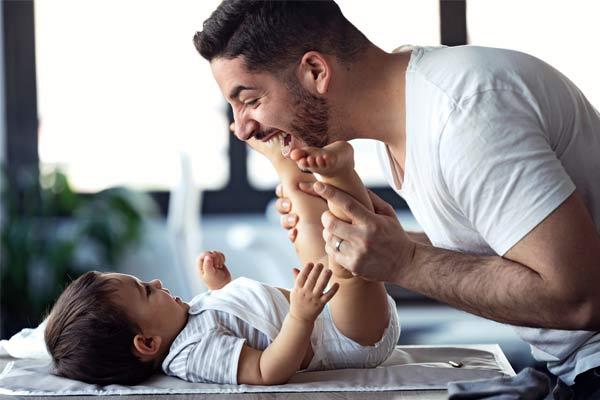 conseils pour les jeunes papa