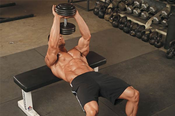 pull over musculation exercice