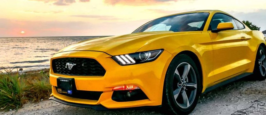 ford mustang mach e