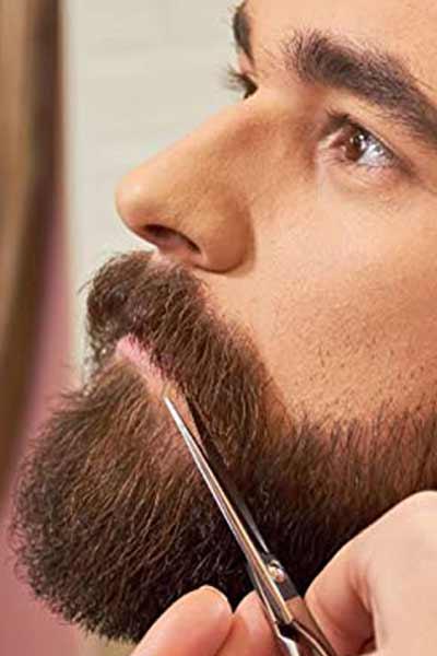 tailler sa moustache