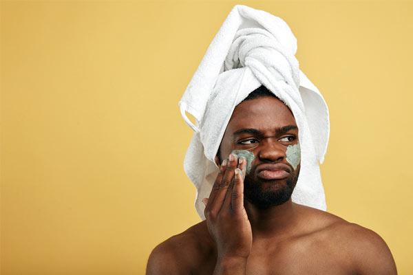 peeling visage