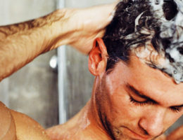 shampoing solide homme