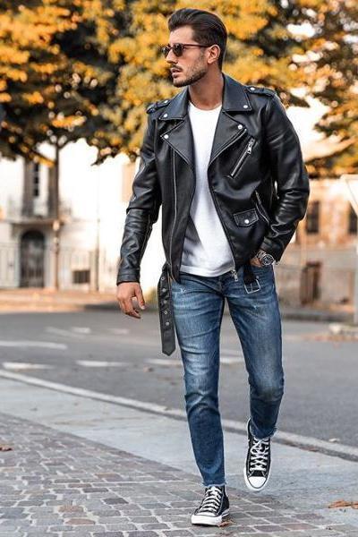 tenue homme perfecto