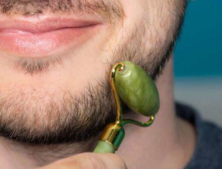 rouleau de jade homme