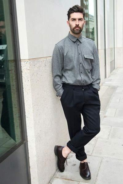 chaussures homme habillées