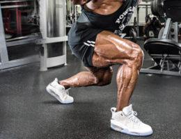 exercices quadriceps