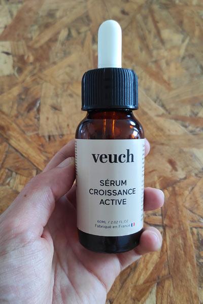 serum stimulateur de pousse cheveux veuch avis