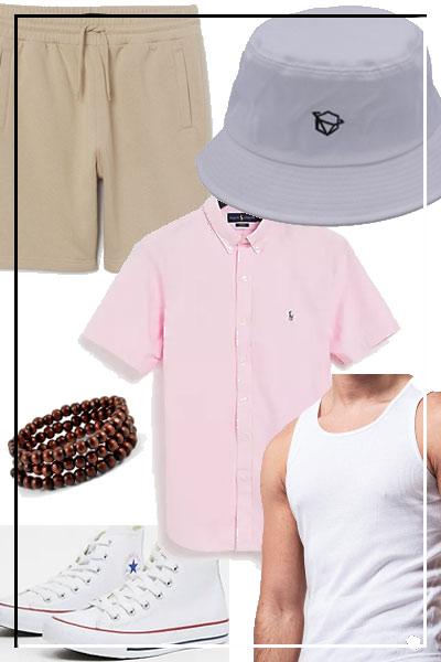 tenue sportswear jack magnan