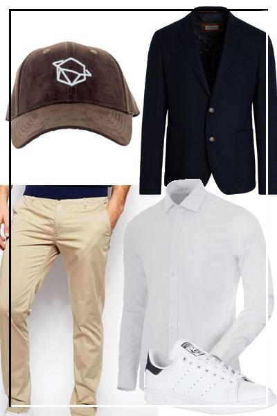 tenue smart casual jack magnan