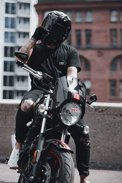 équipement moto assurance