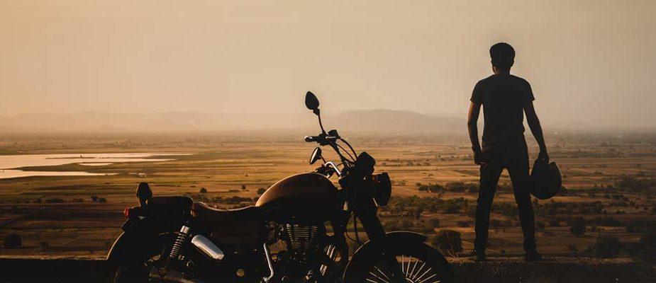garantie équipement moto