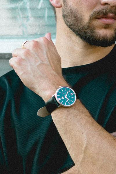 montre homme taille du bracelet