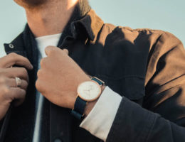 taille montre homme