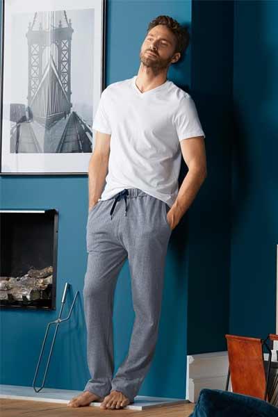 mode homme pyjama homewear