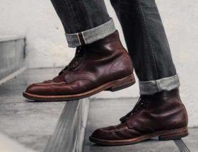 porter des bottines hommes