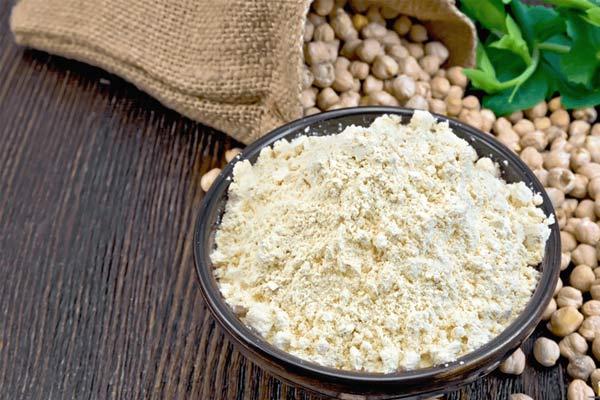 protéine végétale en poudre pois