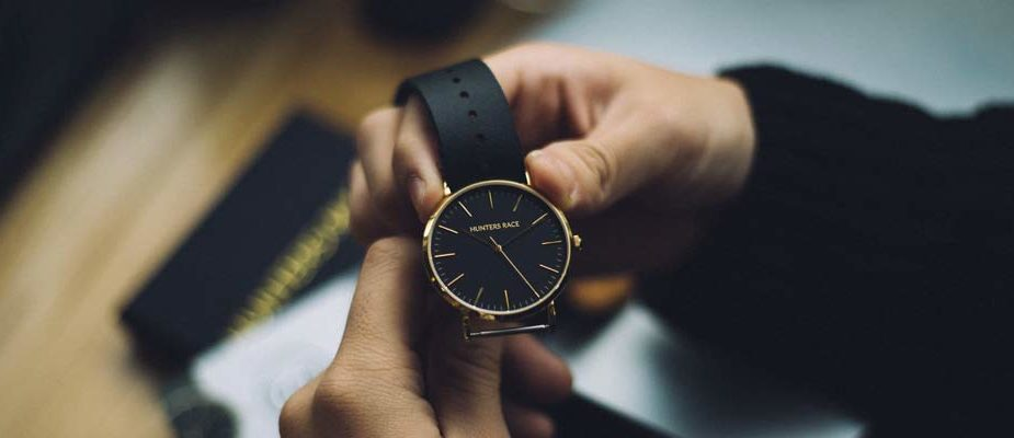prendre soin de ses montres