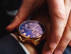 porter une montre imposante
